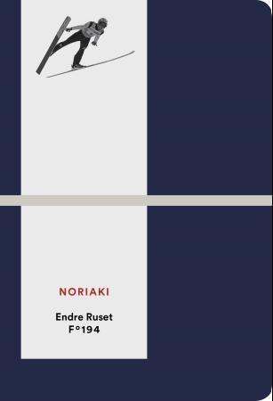"""""""Noriaki"""" av Endre Ruset"""