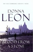 """""""Blood from a stone"""" av Donna Leon"""
