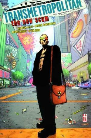 """Transmetropolitan - The New Scum"" av Warren Ellis"