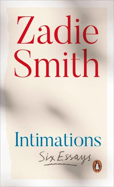 """Intimations"" av Zadie Smith"