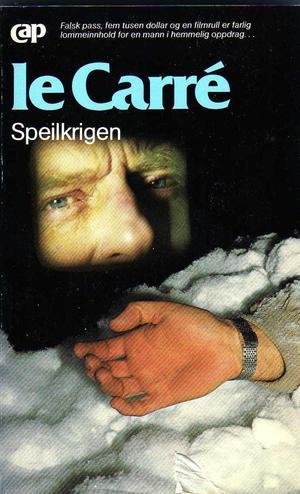 """""""Speilkrigen"""" av John Le Carré"""