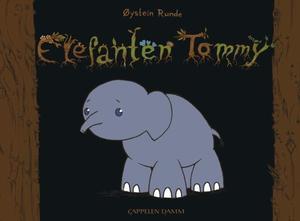 """""""Elefanten Tommy"""" av Øystein Runde"""