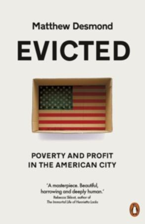"""""""Evicted - poverty and profit in the American city"""" av Matthew Desmond"""