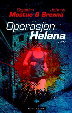 """""""Operasjon Helena"""" av Sigbjørn Mostue"""