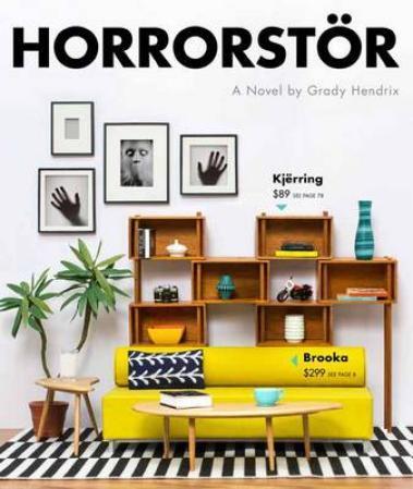 """Horrorstor"" av Grady Hendrix"