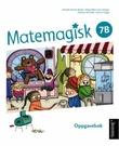 """""""Matemagisk 7B - oppgavebok"""" av Svein H. Torkildsen"""