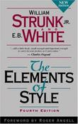 """""""The Elements of Style (4th Edition)"""" av William Strunk"""