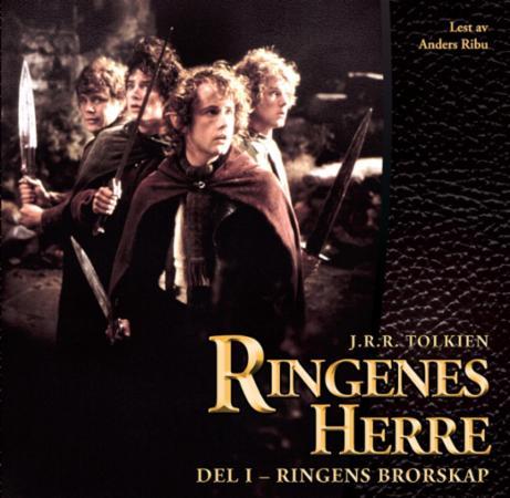 """""""Ringenes herre I - ringens brorskap"""" av J.R.R. Tolkien"""