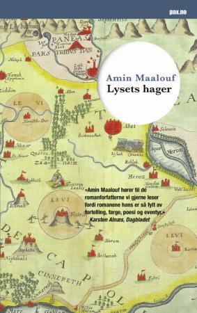 """Lysets hager"" av Amin Maalouf"