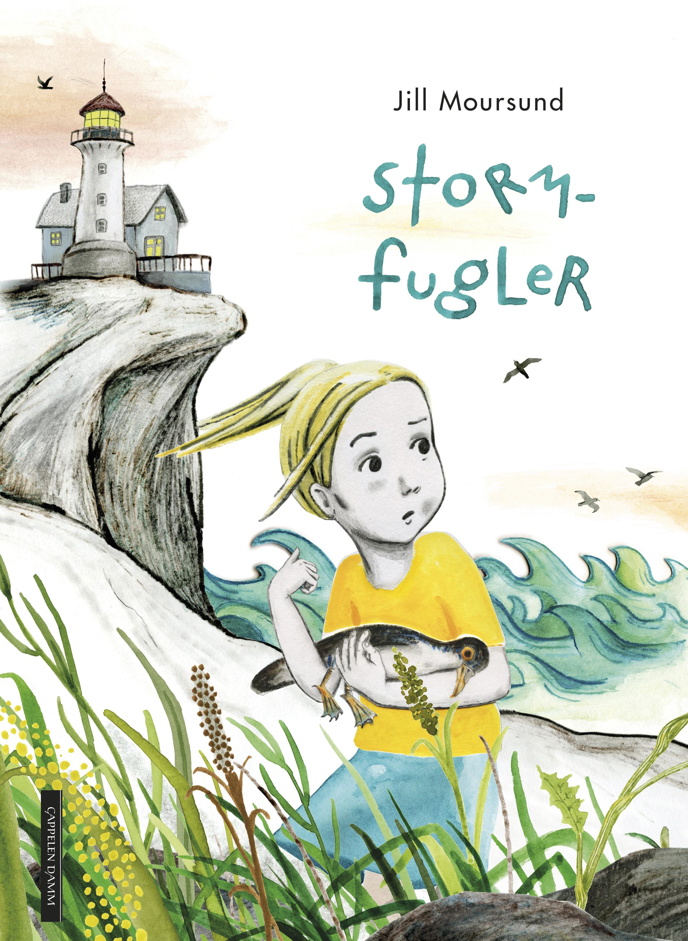 """""""Stormfugler"""" av Jill Moursund"""
