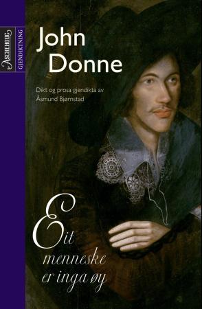 """""""Eit menneske er inga øy"""" av John Donne"""
