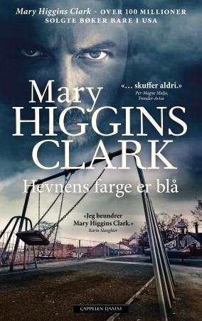 """""""Hevnens farge er blå"""" av Mary Higgins Clark"""