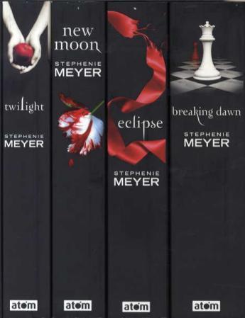 """Twilight saga collection"" av Stephenie Meyer"