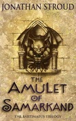"""The amulet of Samarkand - the Bartimaeus trilogy"" av Jonathan Stroud"