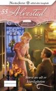 """""""Størst av alt er kjærligheten"""" av Elin Brend Johansen"""