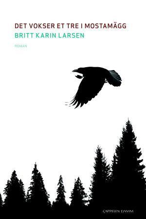 """""""Det vokser et tre i Mostamägg - roman"""" av Britt Karin Larsen"""