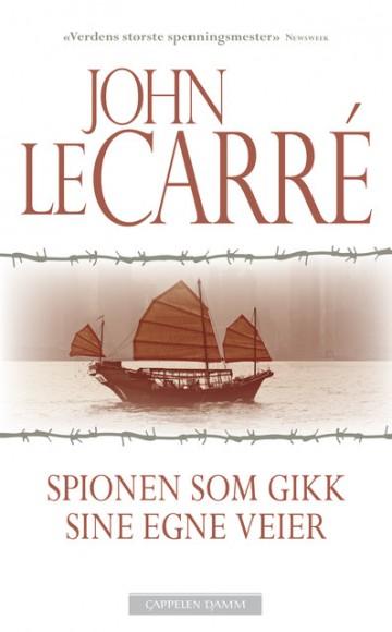 """""""Spionen som gikk sine egne veier"""" av John Le Carré"""