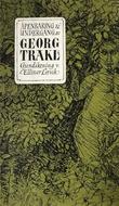 """Åpenbaring og undergang - dikt i utvalg"" av Georg Trakl"