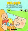 """""""Nilsen og krokodille-mamma"""" av Bodil Vidnes-Kopperud"""