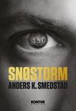 """""""Snøstorm"""" av Anders K. Smedstad"""
