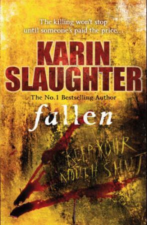 """""""Fallen"""" av Karin Slaughter"""