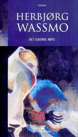 """""""Det sjuende møte - roman"""" av Herbjørg Wassmo"""