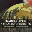 """""""Salamanderkrigen"""" av Karel Capek"""