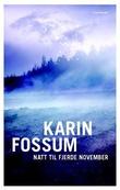 """""""Natt til fjerde november"""" av Karin Fossum"""