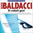 """""""Et enkelt geni"""" av David Baldacci"""