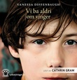 """Vi ba aldri om vinger roman"" av Vanessa Diffenbaugh"