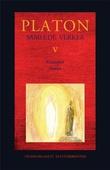 """""""Samlede verker. Bd. 5"""" av Platon"""