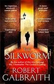 """""""The silkworm"""" av Robert Galbraith"""
