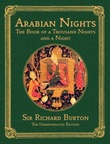 """Tales from the Arabian nights"" av Richard Burton"