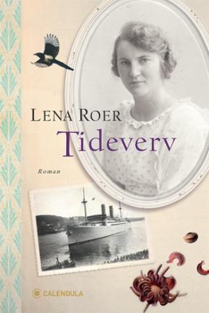 """""""Tideverv - roman"""" av Lena Roer"""