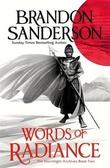 """Words of radiance - part 1"" av Brandon Sanderson"