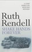 """""""Shake hands for ever"""" av Ruth Rendell"""