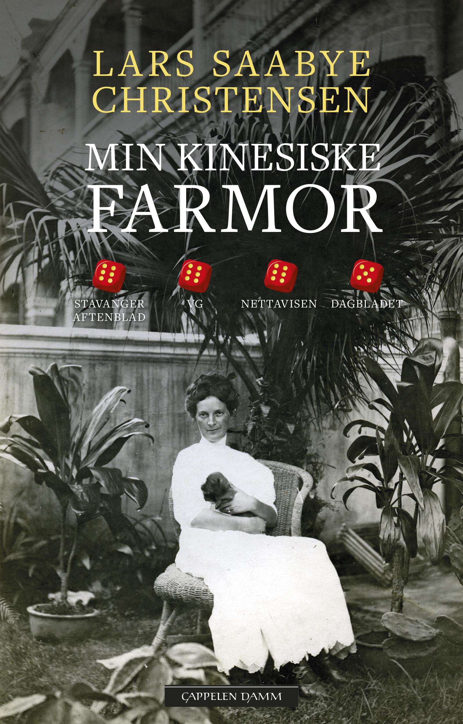 """""""Min kinesiske farmor"""" av Lars Saabye Christensen"""