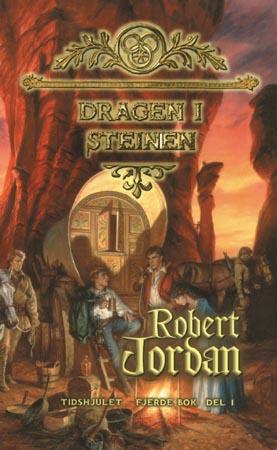 """""""Dragen i steinen - tidshjulet fjerde bok del I"""" av Robert Jordan"""