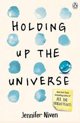 """""""Holding up the universe"""" av Jennifer Niven"""