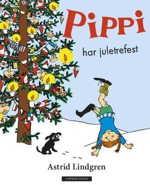 """""""Pippi har juletrefest"""" av Astrid Lindgren"""