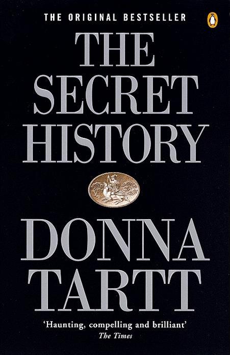 """""""DONNA TARTT THE SECRET HISTORY"""" av DONNA TARTT"""