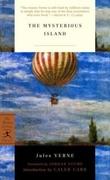 """""""The mysterious island"""" av Jules Verne"""
