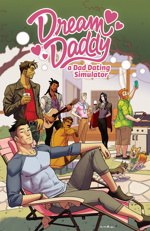 """Dream Daddy: A Dad Dating Comic Book - Dream Daddy #1-5"" av Leighton Grey"