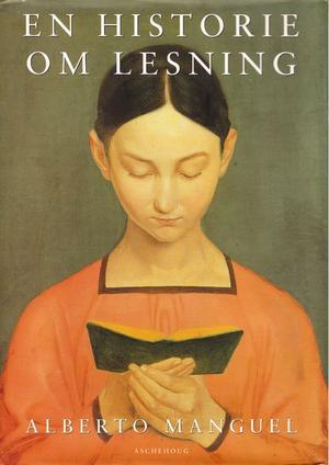 """En historie om lesning"" av Alberto Manguel"