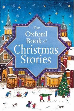 """""""The Oxford Book of Christmas Stories"""" av Dennis Pepper"""
