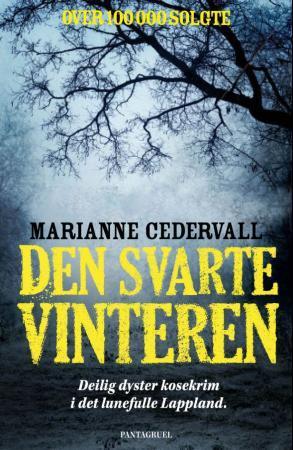 """""""Den svarte vinteren"""" av Marianne Cedervall"""
