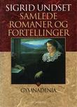 """""""Nåtidsverker. Bd. 6 - gymnadenia"""" av Sigrid Undset"""