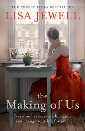 """""""The making of us"""" av Lisa Jewell"""