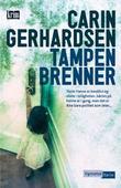 """Tampen brenner"" av Carin Gerhardsen"