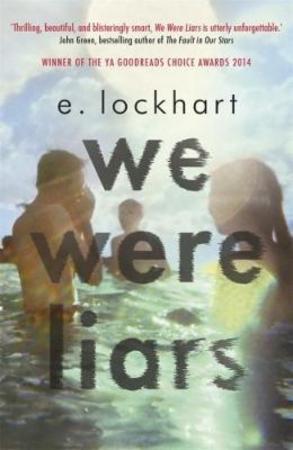 """""""We were liars"""" av Emily Lockhart"""